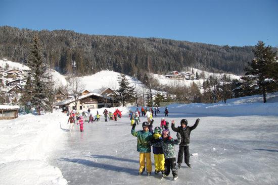 Eislaufen - Winter- & Skiurlaub in Radstadt, Ski amadé