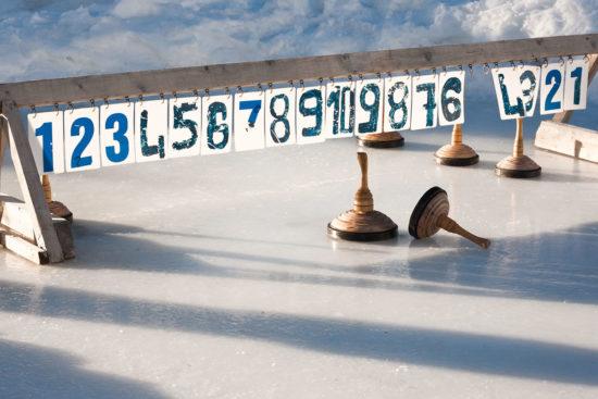 Eisstockschießen - Winter- & Skiurlaub in Radstadt, Ski amadé
