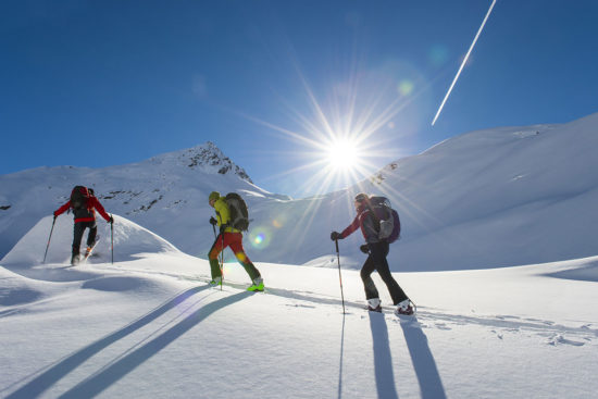 Skitouren - Winter- & Skiurlaub in Radstadt, Ski amadé