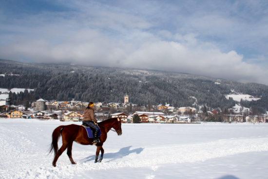 Winterreiten - Winter- & Skiurlaub in Radstadt, Ski amadé